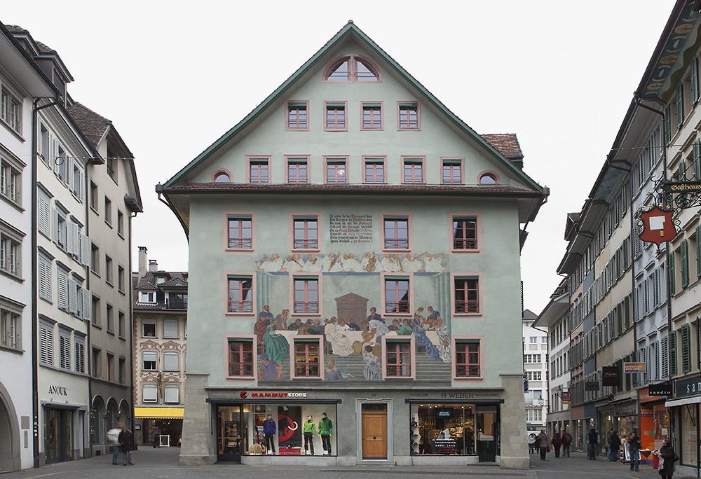 Fachstelle für Schuldenfragen Luzern, Weinmarkt 20 in Luzern